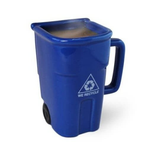 Чаша - Кофа за Боклук