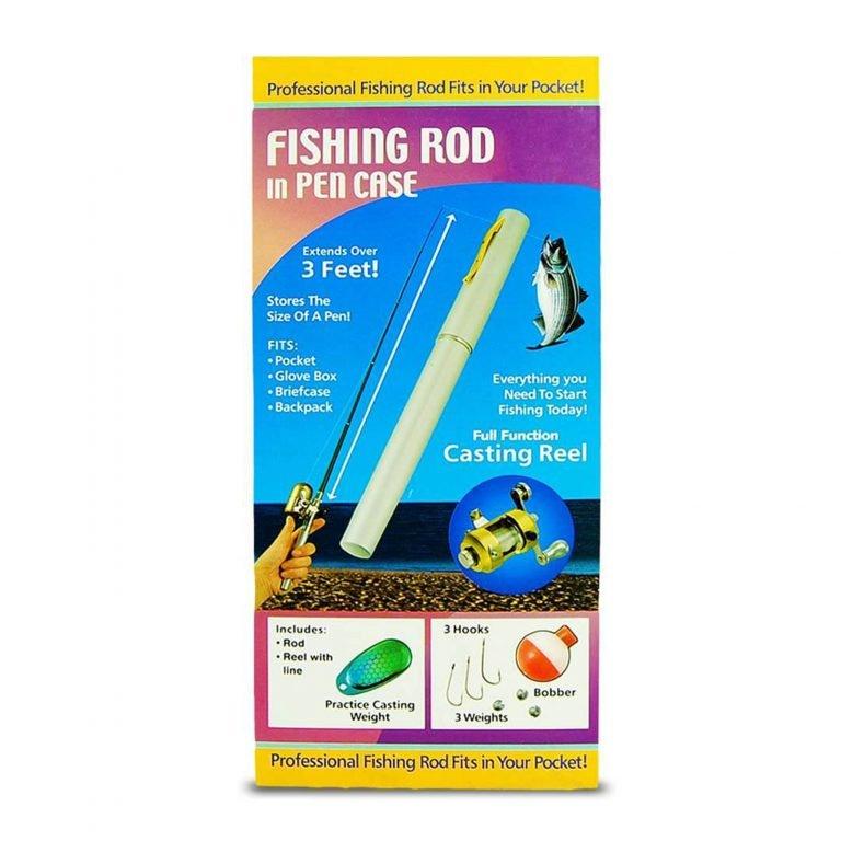 Риболовна Въдица - Химикал в Кутия