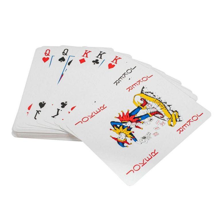 Гигантски Карти за Игра XXL