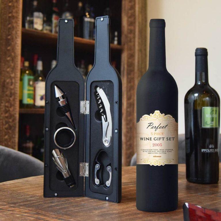 Аксесоари за Вино в Бутилка