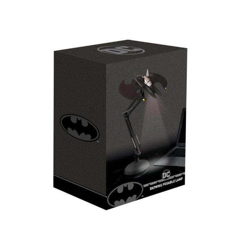 Настолна USB Лампа - Батман в Кутия