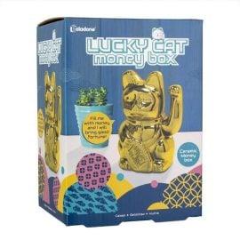 Касичка Късметлийска Котка в Кутия