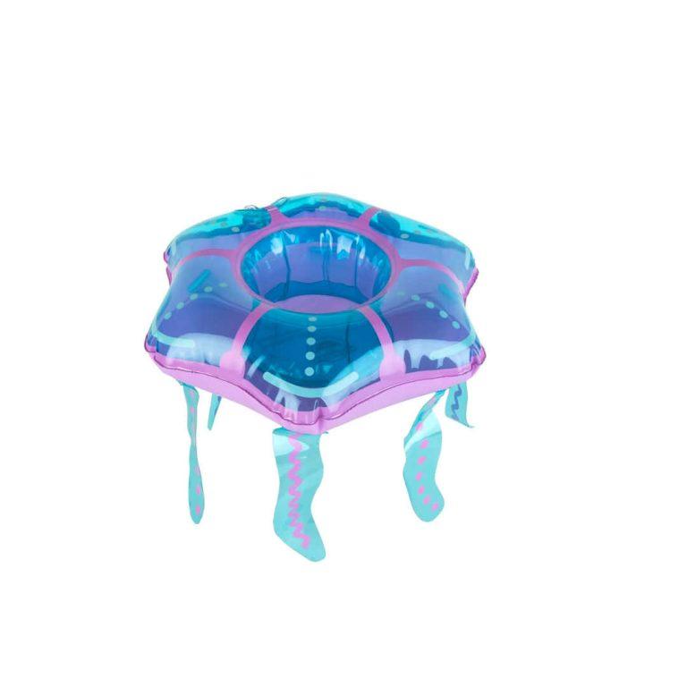Надуваем Пояс за Напитки Медуза