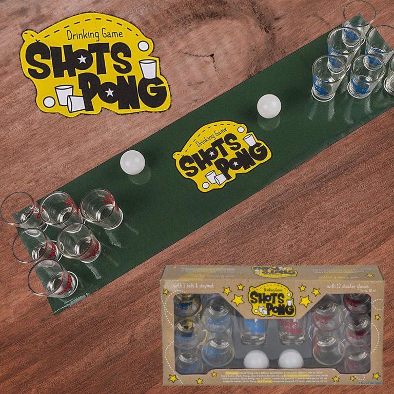 Парти игра с шотове - Shots Pong
