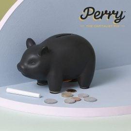 Касичка за Пари - Прасенце Perry The Capitalist Pig