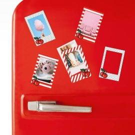 Магнитни Рамки за Снимки Черешки Върху Хладилник