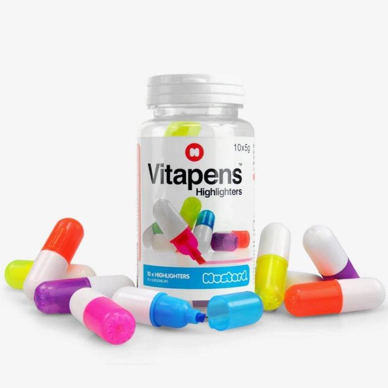 Маркери за Подчертаване - Витамини