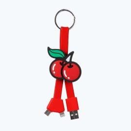 USB Кабел за iPhone и Android - Черешки