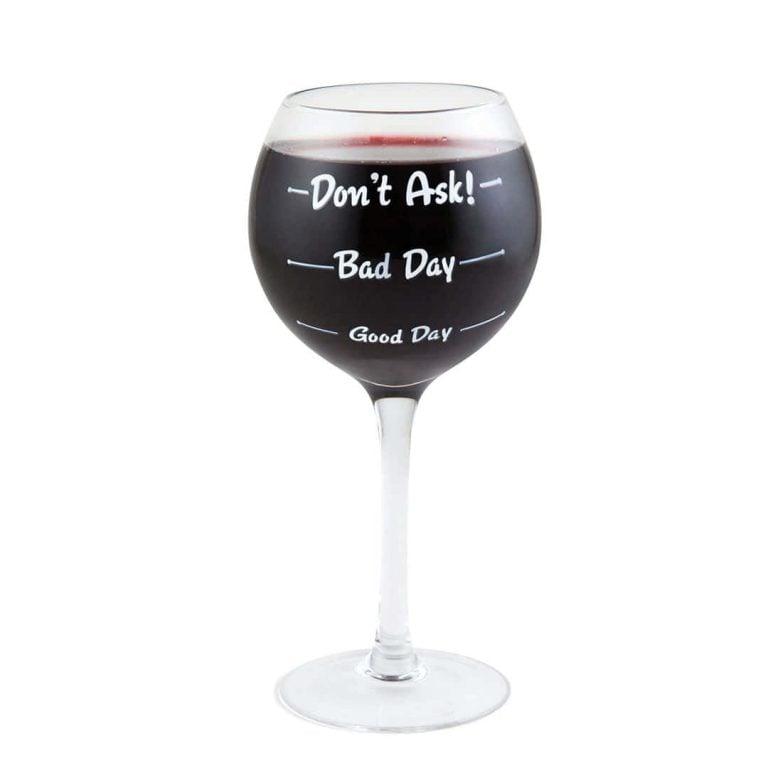 Чаша за Вино - Как Беше Денят Ти?