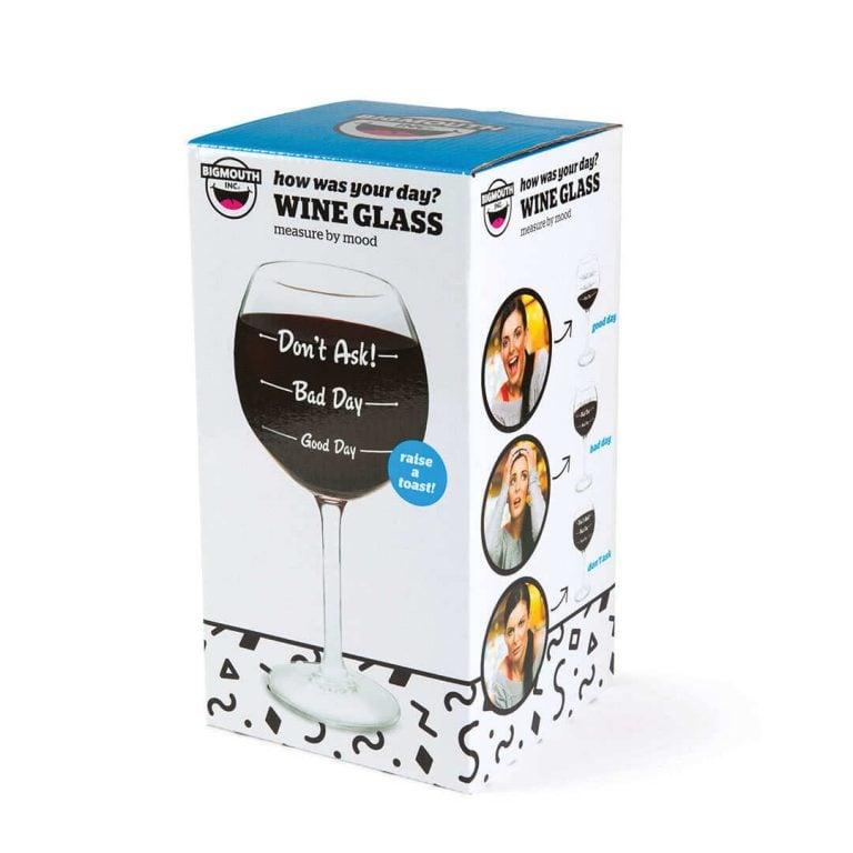 Чаша за Вино - Как Беше Денят Ти в Кутия