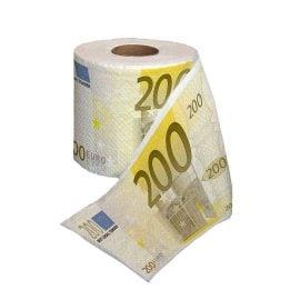 Тоалетна Хартия - 200 Евро