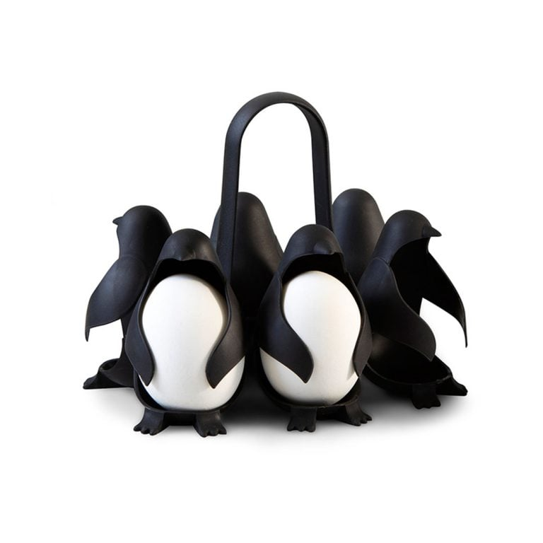 Форми за Варене на Яйца - Пингвини 02
