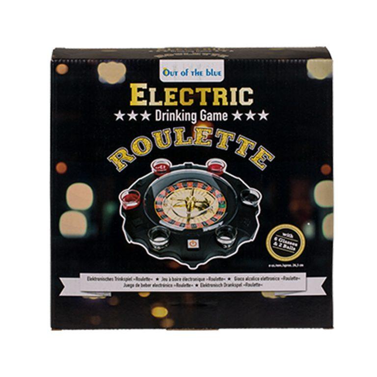 Електронна Алкохолна Рулетка в Кутия