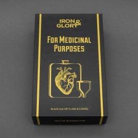 Манерка зса Алкохол - For Medical Purposes в Кутия