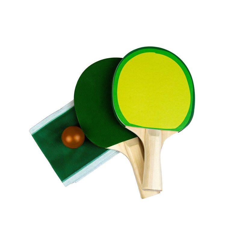Хилки, Топчета и Мрежа за Тенис на Маса - Авокадо