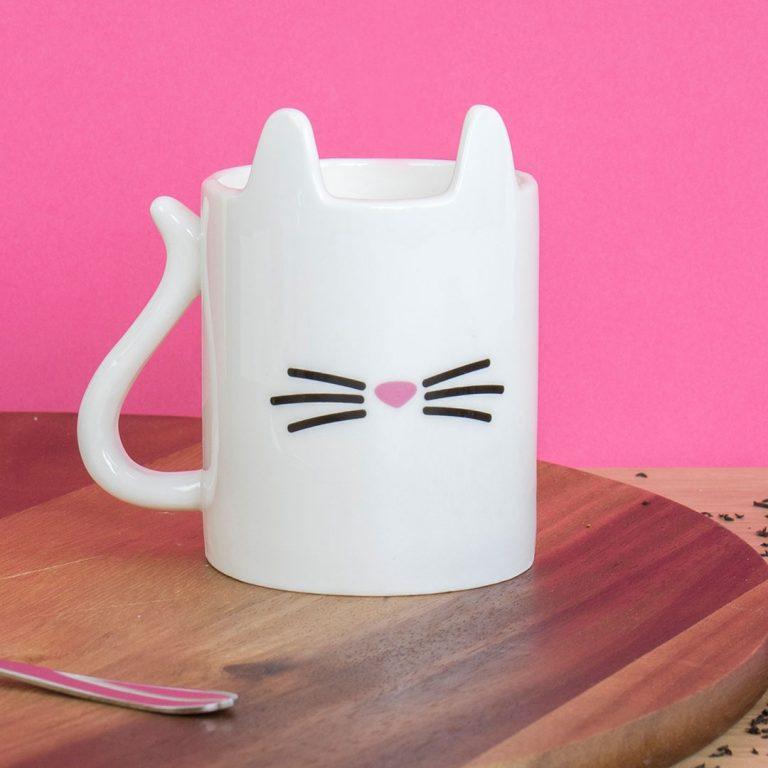Чаша за Кафе - Котка