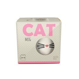 Чаша за Кафе - Котка в Кутия