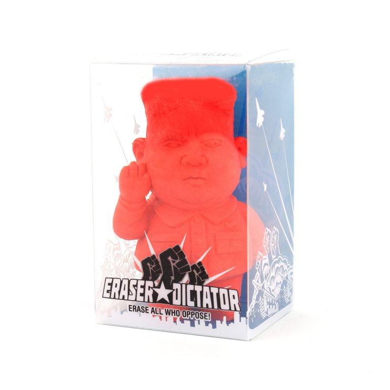 Гума за Триене - Диктатор в Кутия