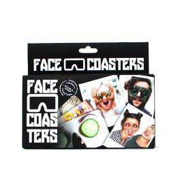 Подложки за Чаши – Face Coasters в Кутия