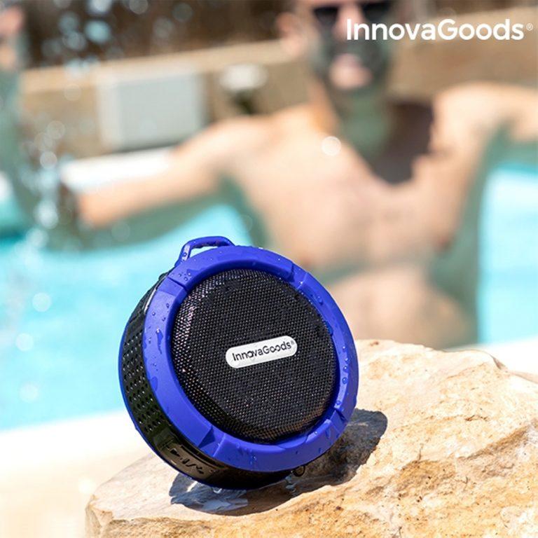 Водоустойчива Bluetooth Тонколонка
