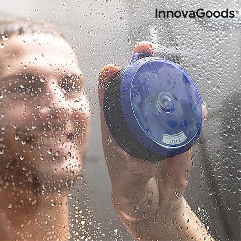 Водоустойчива Bluetooth Тонколонка с Вендуза