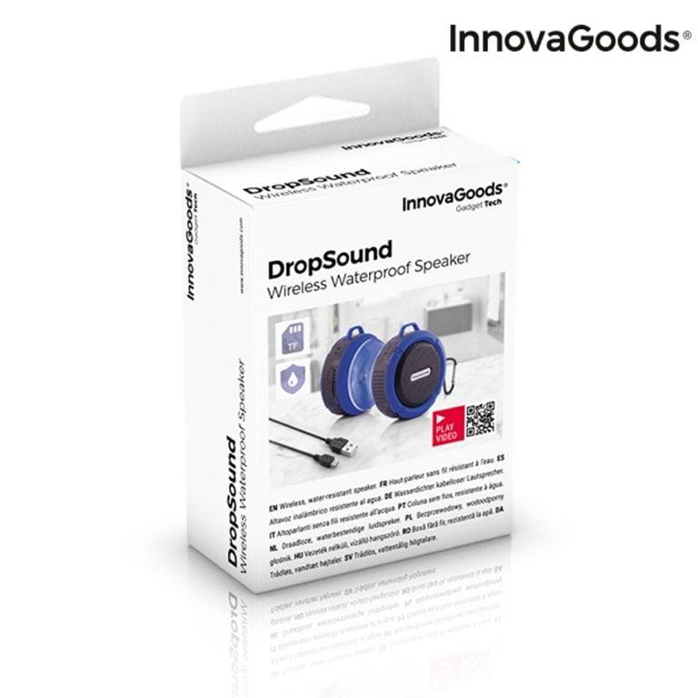 Водоустойчива Bluetooth Тонколонка в Кутия