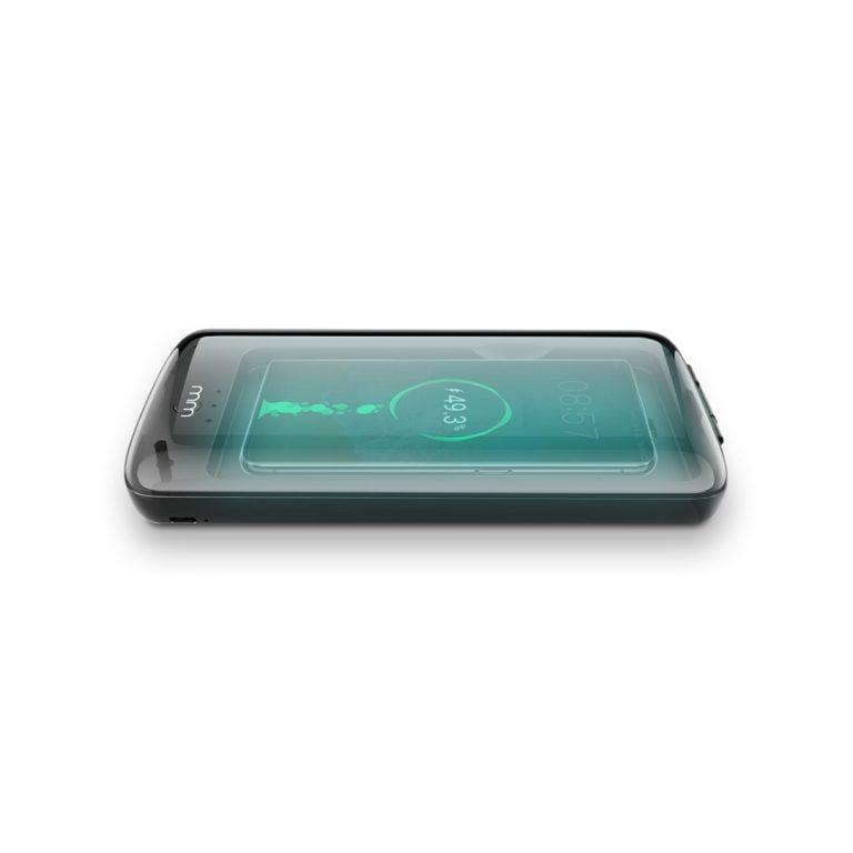 UV Стерилизатор с Безжично Зарядно