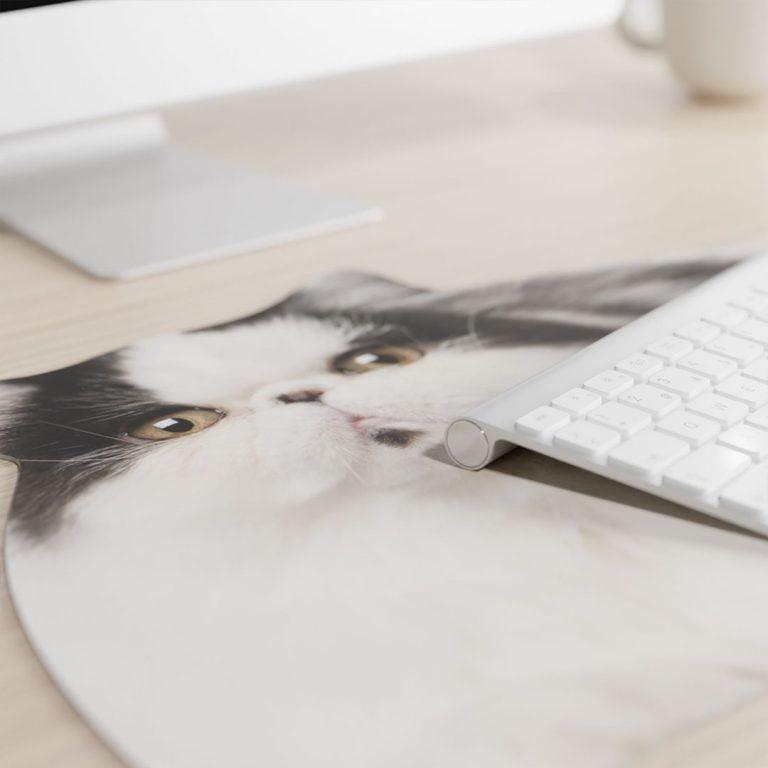 Подложка за Мишка - Котка