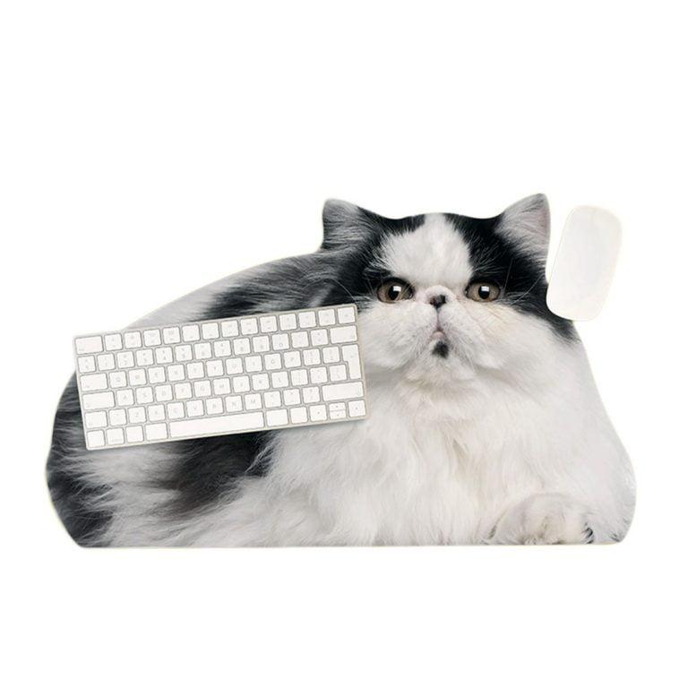 Подложка за Мишка и Клавиатура - Котка
